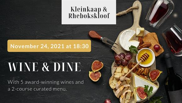 Kleinkaap Boutique Hotel will be hosting a festive evening in collaboration with...