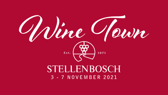 De Centralised wine festival in and around Stellenbosch, setting the stage and b...