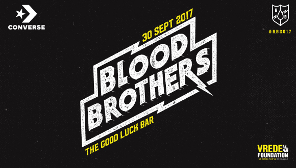 BLOOD BROTHERS - 30 SEPTEMBER 2017This September, 10 of South Africa's local roc...