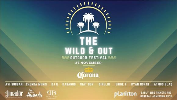 The Wild & Out Festival presented by Corona in partnership with We Are Animals b...