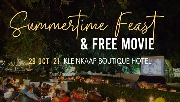 Come experience our outdoor Moonlight Movie Night and enjoy a delicious Summerti...