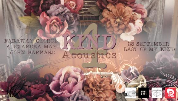 Spring is here! And we're back with the fourth installment of Kind Acoustics! An...