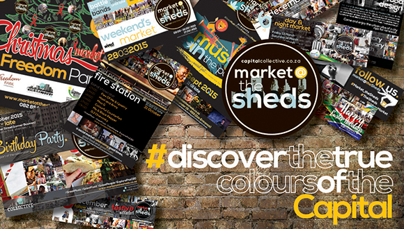 Market@theSheds is the Capital Collective's monthly market-event, celebrating Ar...