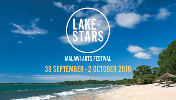 Malawi's biggest and best international arts event, the Lake of Stars Festival, ...