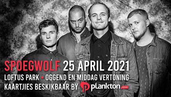 Spoegwolf is terug met 'n splinternuwe album (Groen) en kan nie wag om twee spes...