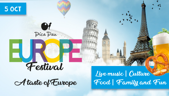 Europe FestivalFrom 11h00 - 21h00