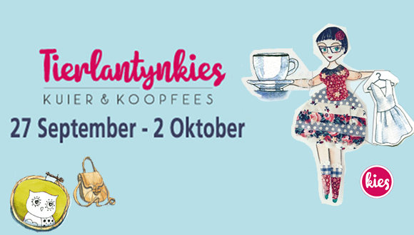 This festive Tierlantynkies Kuier en Koopfees is a highlight in Pretoria and wil...