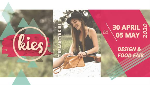 KIES | Tierlantynkies Kuier en Koopfees would love to be diarize in your April 2...