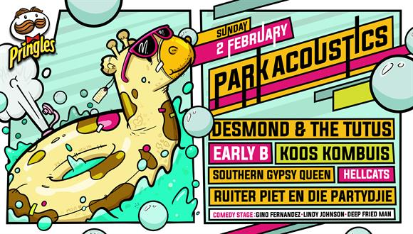 Pringles proudly invites you to the first Parks of the decade and the launch of ...