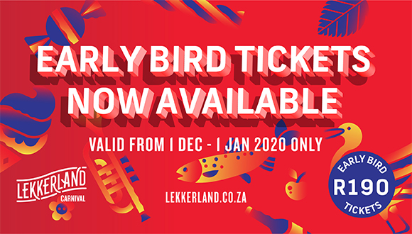 King Price Insurance proudly presents the 4th edition of the amazing Lekkerland ...