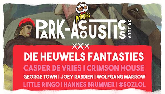 Park Acoustics & Pringles presents Die Heuwels Fantasies & friendsPark Acoustics...