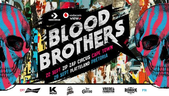 BLOOD BROTHERS 2018This September, the 4th annual BLOOD BROTHERS return to the s...