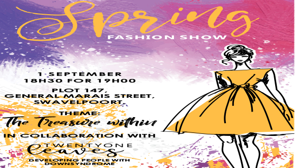 We are hosting an outdoor fashion show to be held at Lesedi Lodge, in the east o...