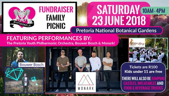 Join us on Saturday the 23rd of June at the Pretoria Botanical Gardens for a fun...