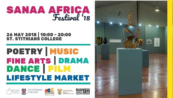 The much loved annual SANAA Africa Arts Festival, is taking place at St Stithian...