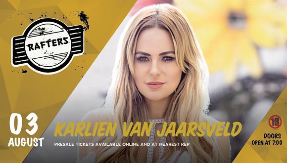 Karlien van Jaarsveld is die oudste van 3 kinders. Sy is die ouer suster van die...