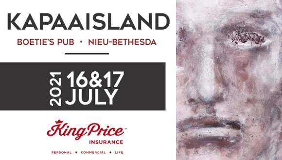 The inaugural Kapaaisland takes place in the magical town of Nieu Bethesda on th...