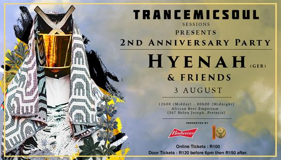 Join us for our 2nd year anniversary of the Trancemicsoul Sessions hosted by Afr...