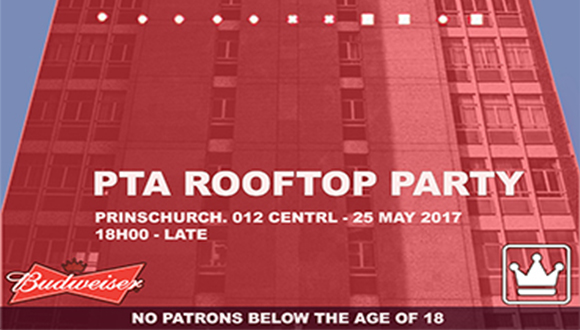 Rooftop Party in Pretoria