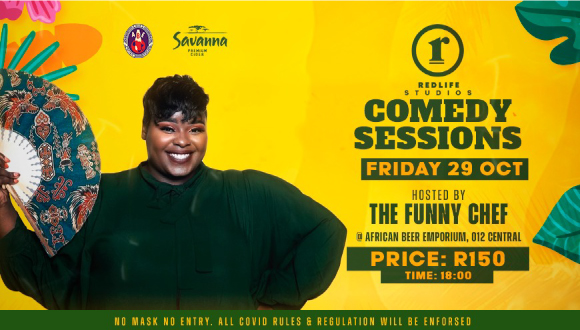 An experiential comedy show featuring a DJ for the evening, a headliner who will...