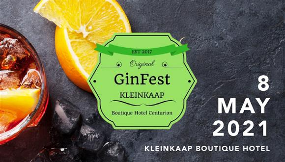 Join the fun the 8th of May 2021 at Kleinkaap's GinFest!15 CRAFT GIN STALLS.5 CR...
